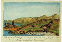 Aron fra Kangeq / 1822_1869  Groenland