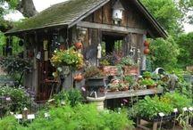 Kerti házak