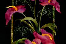 1 Blüten Applikationen