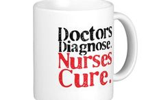 Nurse Gifts and Apparel / Nurse gifts including nurse buttons, magnets, mugs, nurse tote bags, cards, stickers, key chains, mousepads, nurse posters, necklaces, T-shirts, hoodies,tank tops, and more in many categories including funny nurse designs, vintage nurse, stick figure nurse, nurses week, as well as specific fields such as pediatric nurse, registered nurse, obstetrics nurse, private nurse, ER nurse, student nurse!