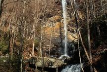 Hiking in South Carolina
