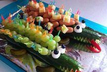 Børnefødselsdag Mad