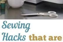 Genius sewing tips