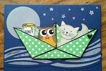 Foxy Friends / Stampin' Up! Foxy Friends stamp set & punch