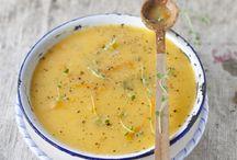 Soupes potages etc