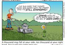 Joyfultoons / Its cartoon, but its the Truth