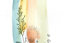 aquarelle ideas
