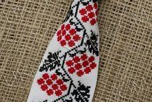 cravata cusuta