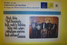 """Concierto Navidad 2012 / """"Repetimos""""!! Volvemos a realizar el concierto de nadidad en el museo Antonio Padrón de Gáldar para la red de museos del Cabildo de Gran canaria"""