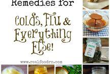 DIY Remedy for Cold & Flu