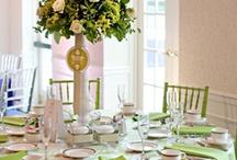 Refreshing Revelry by La Petite Fleur / Wedding Design, Florals, Paper and Coordination by La Petite Fleur  www.lapetiteevents.com