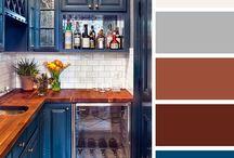 цвет и дизайн кухни.