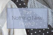 Koop niks nieuws [kleding] / Buy Nothing New - Op dit blog deel ik mijn eigen ervaring tijdens het stap voor stap minimaliseren van de inhoud van mijn kledingkast en verdiep ik mij in verantwoorde en milieuvriendelijke materialen voor kleding. Tips en leuke ideetjes voor het upcyclen van kleding komen ook aan bod. https://koop-niksnieuws.blogspot.nl/