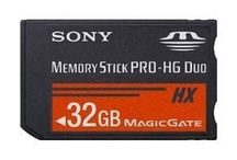 Accessories & Supplies - Memory Cards
