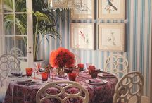 Breakfast Rooms / Lovely way to start the day in these breakfast rooms!