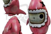 Ahhhhhhhh lil monsters
