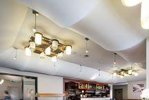 spanplafond / Spanplafonds van Spanlux Bord. Ben je op zoek naar een origineel plafond?