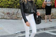 Fashion / Stylish models and celebrities