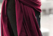 Ideias de looks com scarfs, echarpes, xales e lenços em geral