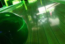 GROUNDSTRIKES Mini Bowling