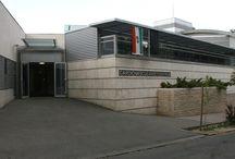 Semmelweis University buildings - egyetemi épületek / Semmelweis Egyetem volt és jelenlegi épületeinek fotói.