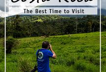 Blog Posts / Posts from our adventure vacations blog with info from the best time to visit Costa Rica to packing tips.