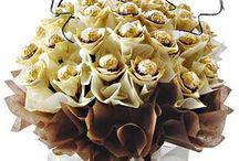ferrero rocher Blumen