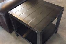 průmyslový design nábytek