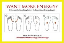 foot massage  energy