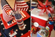 Holiday and Party Ideas / by Audra Goble