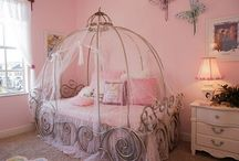 Princesses beds / by Debi Mancil