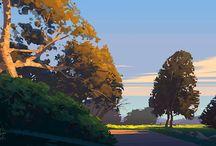 Illustrations - visual inspiration 02 / by John Lumgair