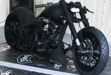 Motorbike appreciation board!