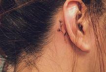 Tatuaggi orecchie