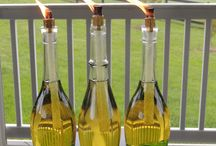 Winespiration / Crafts & Art Made From Bottles, Corks & All Things Wine