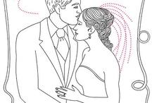 Šablony-svatba