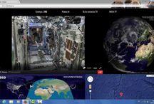 Station Spatiale Internationale / Station Spatiale Internationale live