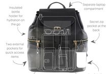 Thor Leather Backpack