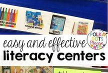 Centres d'aprenentatge rotatoris / Learning centers rotation