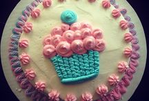 Cakes / by Presley Russell