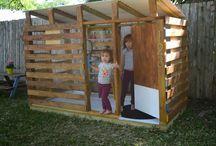 Idea's for play houses