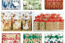 Current Christmas Gift Wrap