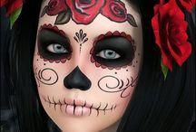 maquillaje catrina