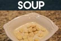 Soups & Salads / Delicious soup, salad, and sandwich recipe ideas.