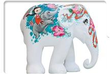 Elephant parade CPH