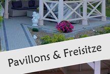 Wolff´s Blockhaus & Gartenwelt - Banner