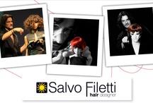 Salvo Filetti Hair Designer / Founder of Compagnia della Bellezza, Salvo Filetti is an Italian creative Hair Designer. In his work Beauty meets Art.  Become his fan on: https://www.facebook.com/#!/salvofilettihairdesigener
