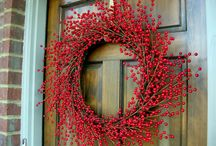 Holiday decor / by Courtney Weeks