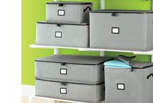 Spring Organization / The Container Store  / by carol clark