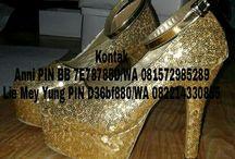 Paris Lovely Shoes-Makloon Sepatu Wanita